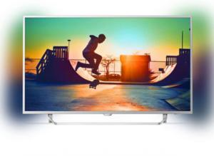 Телевизор Philips 43PUS6412/12, 4K Ultra HD, Smart TV, Wi-Fi